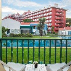 IC Hotels Santai Family Resort Турция, Белек - 8 отзывов об отеле, цены и фото номеров - забронировать отель IC Hotels Santai Family Resort - All Inclusive онлайн балкон