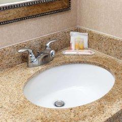 Отель Days Inn by Wyndham Alhambra CA ванная