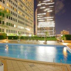 Keio Plaza Hotel Tokyo Premier Grand Токио бассейн