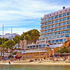 Hotel Spa Flamboyan Caribe пляж фото 5