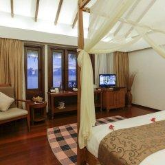 Отель Medhufushi Island Resort комната для гостей фото 3