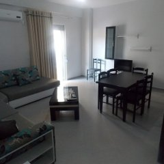 Апартаменты Doka Luxury Apartments комната для гостей фото 3