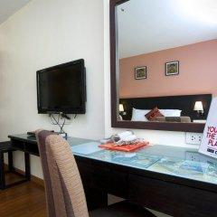 Отель Nida Rooms Nana Le Metro Sukhumvit Soi 4 At Boss Suites Nana Бангкок в номере