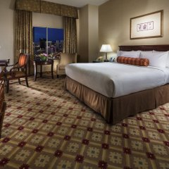Park MGM Las Vegas Hotel комната для гостей фото 5