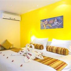 Отель Tuana The Phulin Resort 3* Стандартный номер с разными типами кроватей фото 2