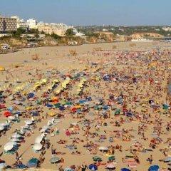 Отель Flor da Rocha пляж