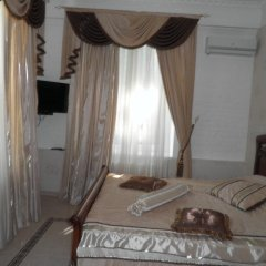 Гостиница Welcome to Dnepropetrovsk комната для гостей