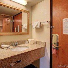Отель Red Roof Inn Atlanta Six Flags ванная