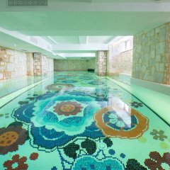 Отель Ortea Palace Luxury Hotel Италия, Сиракуза - отзывы, цены и фото номеров - забронировать отель Ortea Palace Luxury Hotel онлайн бассейн фото 3