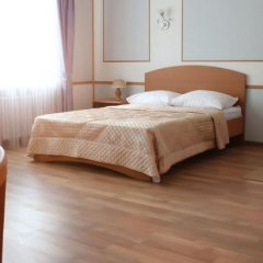 Гостиница 7 Небо Стандартный номер с 2 отдельными кроватями фото 3