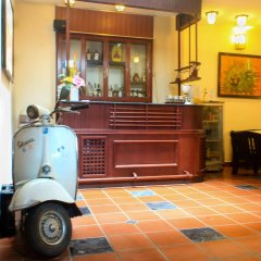 An Huy hotel интерьер отеля