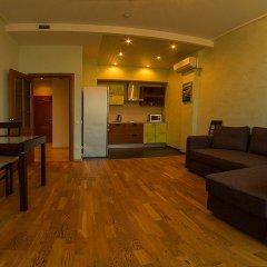Апарт-отель Sharf 4* Стандартный номер фото 44