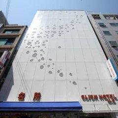 Отель Click Hotel Южная Корея, Сеул - отзывы, цены и фото номеров - забронировать отель Click Hotel онлайн вид на фасад фото 2