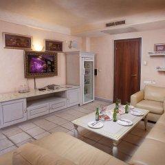 Гостиница Отрада комната для гостей