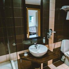 Hanza hotel ванная фото 2