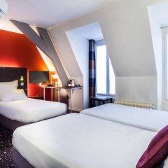 Отель le 55 Montparnasse Hôtel Париж комната для гостей фото 5