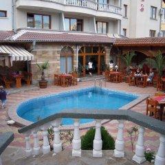 Hotel Eos Китен бассейн