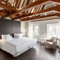 Отель NH Collection Amsterdam Barbizon Palace комната для гостей фото 5