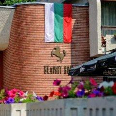 Отель White Horse Complex Болгария, Тырговиште - отзывы, цены и фото номеров - забронировать отель White Horse Complex онлайн балкон