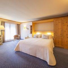 Отель Europa -St. Moritz Швейцария, Санкт-Мориц - отзывы, цены и фото номеров - забронировать отель Europa -St. Moritz онлайн комната для гостей фото 4