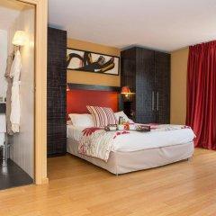 Отель Eden Hôtel & Spa Cannes Франция, Канны - отзывы, цены и фото номеров - забронировать отель Eden Hôtel & Spa Cannes онлайн комната для гостей фото 3