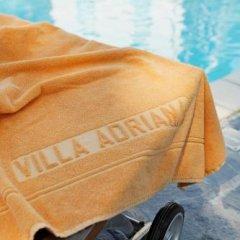 Отель Villa Adriana Монтероссо-аль-Маре спортивное сооружение