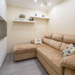 Апартаменты Hello Apartment Pulkovskoye shosse комната для гостей