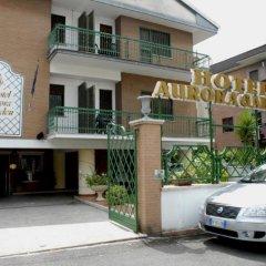 Отель Aurora Garden Hotel Италия, Рим - 4 отзыва об отеле, цены и фото номеров - забронировать отель Aurora Garden Hotel онлайн парковка