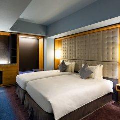 Отель The Royal Park Canvas - Ginza 8 Япония, Токио - отзывы, цены и фото номеров - забронировать отель The Royal Park Canvas - Ginza 8 онлайн комната для гостей фото 3