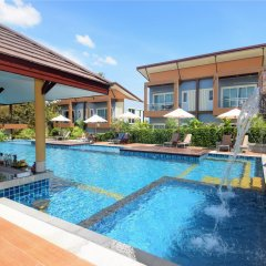 Отель Phutaralanta Resort Ланта бассейн фото 2
