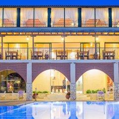 Отель Village Mare Греция, Метаморфоси - отзывы, цены и фото номеров - забронировать отель Village Mare онлайн бассейн фото 2