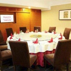 Отель Ramada by Wyndham Beijing Airport Китай, Пекин - 9 отзывов об отеле, цены и фото номеров - забронировать отель Ramada by Wyndham Beijing Airport онлайн помещение для мероприятий