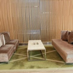 Отель Home Inn (Hangzhou Binwen Road Baimahu University City) комната для гостей
