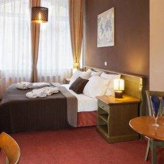 Отель Augustus Et Otto Прага комната для гостей фото 3