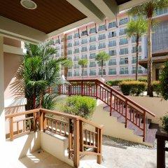 Отель Phuket Villa Patong Condo балкон