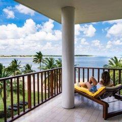 Отель Amaya Beach Pasikudah Шри-Ланка, Калкудах - отзывы, цены и фото номеров - забронировать отель Amaya Beach Pasikudah онлайн балкон