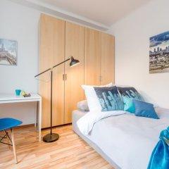 Апартаменты P&O Apartments Waszyngtona Варшава комната для гостей фото 2