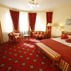 Президент-Отель 4* Стандартный номер с двуспальной кроватью фото 10