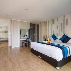 Отель Thonglor 21 Residence By Bliston Бангкок комната для гостей