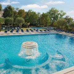 Отель Savoia Thermae & Spa Италия, Абано-Терме - отзывы, цены и фото номеров - забронировать отель Savoia Thermae & Spa онлайн бассейн фото 4