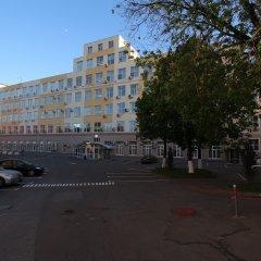 Гостиница Серпуховской Двор парковка фото 2