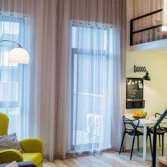 Апартаменты Mojito Apartments - Botanica комната для гостей фото 3