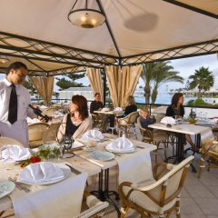Отель Djerba Plaza Hotel Тунис, Мидун - отзывы, цены и фото номеров - забронировать отель Djerba Plaza Hotel онлайн питание фото 2