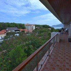 Отель Rawai Condominium by bayshore Пхукет балкон