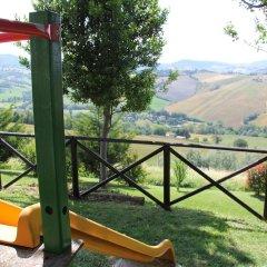 Отель Il Castello Country House Джези балкон