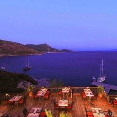 Kempinski Hotel Barbaros Bay пляж