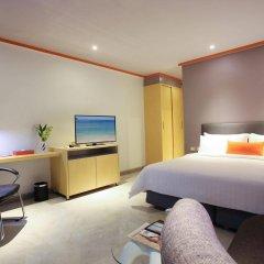 Отель Chabana Kamala Hotel Таиланд, Пхукет - 1 отзыв об отеле, цены и фото номеров - забронировать отель Chabana Kamala Hotel онлайн комната для гостей фото 5