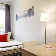 Happy Bed Hostel комната для гостей