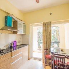 Апартаменты OYO 11963 Home Cozy Studio Arpora Гоа в номере