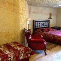 Dedeli Konak Cave Hotel Ургуп сейф в номере